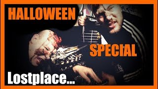 LOSTPLACE // HALLOWEEN-SPECIAL // SCARY-HORROR // SECOND LIFE ZONE URBEX // LOST PLACES MIE