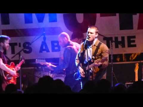 Cold War Kids - Royal Blue LIVE HD (2011) FM 94/9 Independence Jam