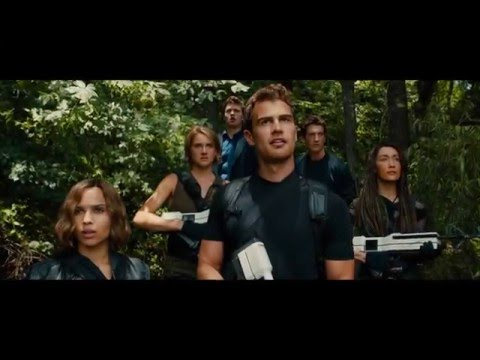 THE DIVERGENT SERIES: ALLEGIANT - OFFICIAL NEW TRAILER [HD]