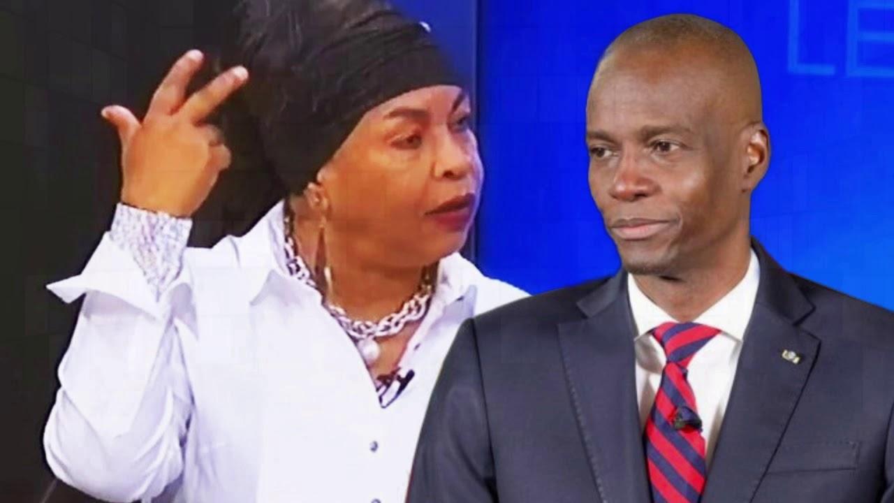 Liliane P Paul Kase met nan Bòl Prezidan Jovenel Moise sou dekrè dezòmè  Timoun 15ans kapab Maryé .