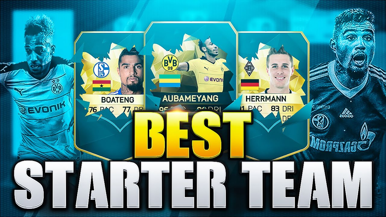 ultimate team fifa 16