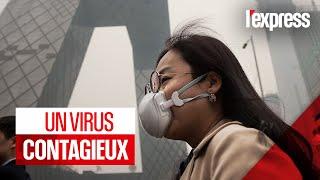Virus chinois : 3 morts et un risque de propagation
