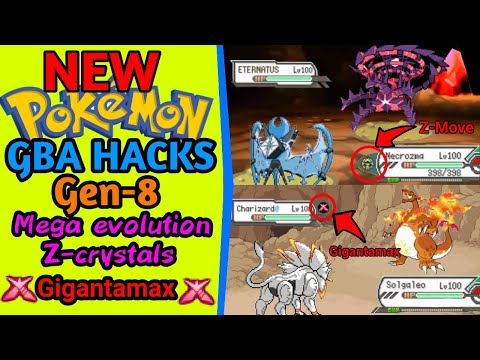 New Pokemon GBA ROM Hacks - 2020