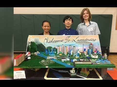 Morgan Fitzgerald Middle School- Future City Competition