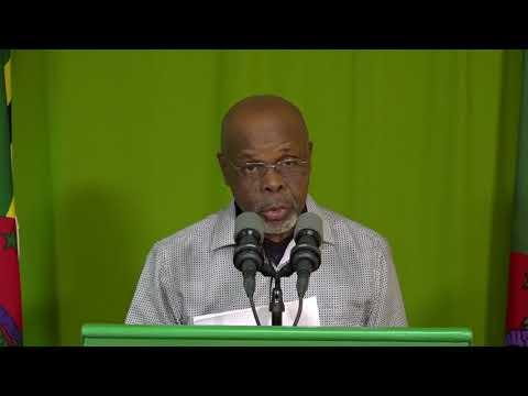 Oct. 13 - Press Briefing: Dennis Joseph