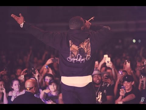"ScHoolboy Q ""Blank Face Tour"" - Groovy Tony [PART ONE]"