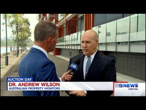 Channel 9 Sydney News Feb 4