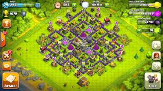 Clash of Clans (war review with Planet X)