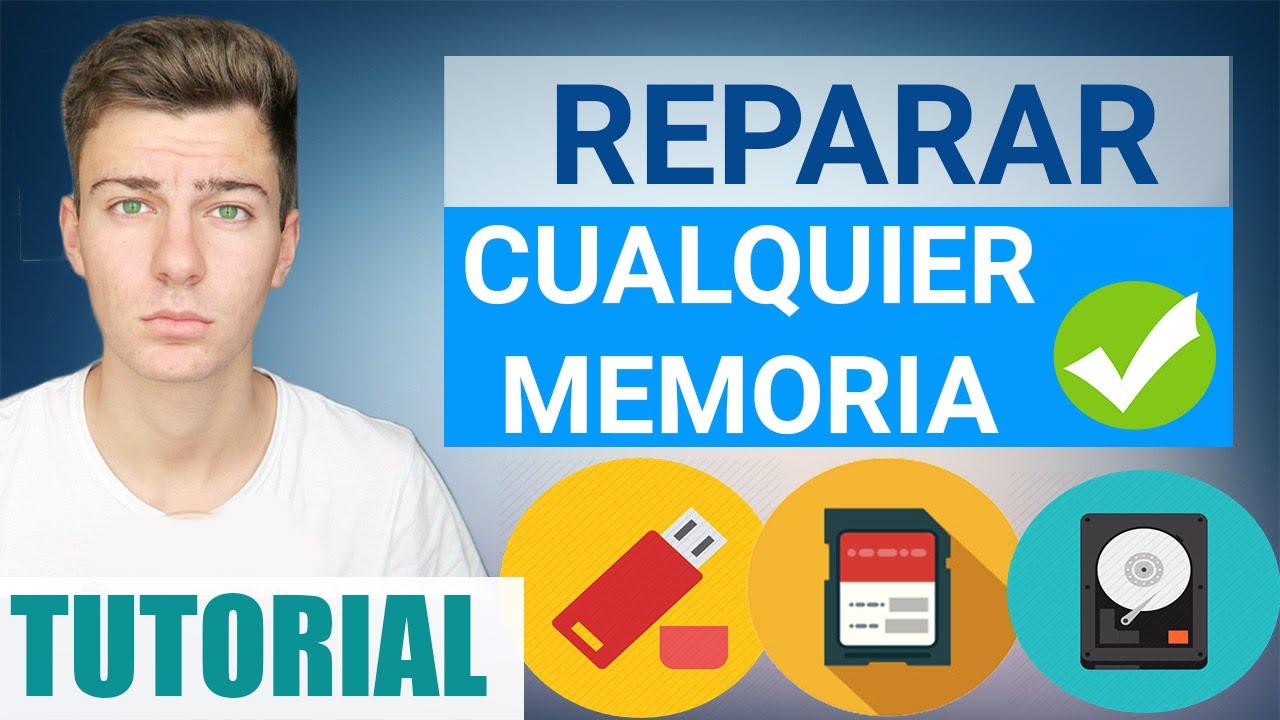 Reparar memoria da ada sin formatear pendrive usb - Como reparar una vitroceramica ...