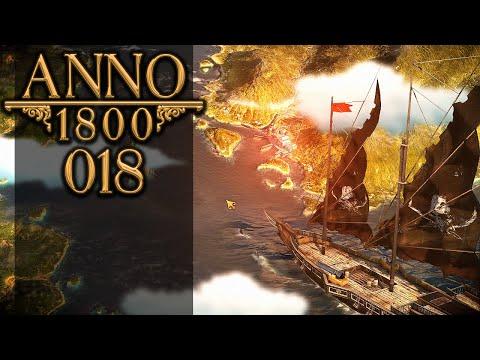 ANNO 1800 🏛 018: Handelsflott oder Handelsflop?