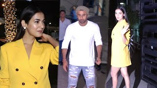 Bollywood celebrity news | Sonal Chauhan | Ranbir Kapoor | Spotted
