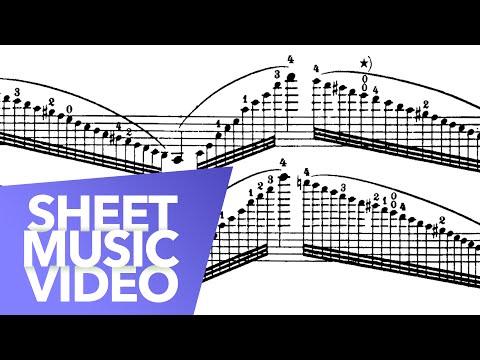 The Virtuosic Violin - Paganini Caprice No.5 - Shlomo Mintz
