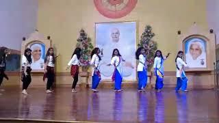 Kv mount abu ... Independence day dance