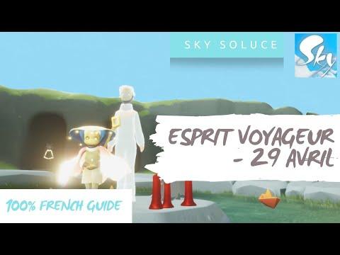 SKY - ESPRIT VOYAGEUR - 29.04.21(saison du sanctuaire)- Amateur d'adrénaline motivant + bougies CotL