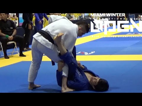 João Miyao VS Luis Felipe Pinto / Miami Winter Open 2020