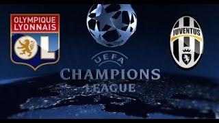 Лион - Ювентус 0-1 Обзор матча Лига чемпионов