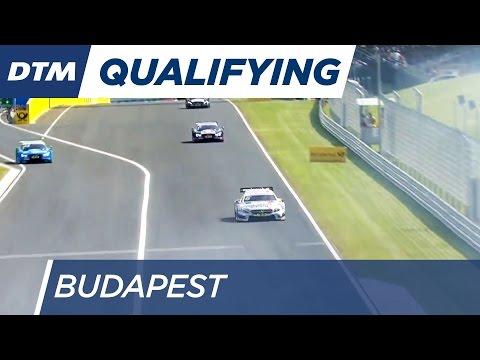 DTM Budapest 2016 - Qualifying (Rennen 1) - Re-Live (Deutsch)