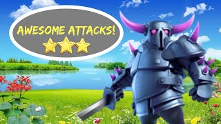 AWESOME Custom War Attacks By Lethal Tempo In Clash of Clans