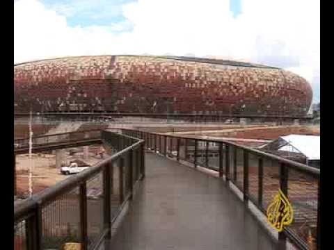 Soccer City The biggest stadium in South Africa