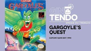 Gintendo Stream #34: Gargoyle