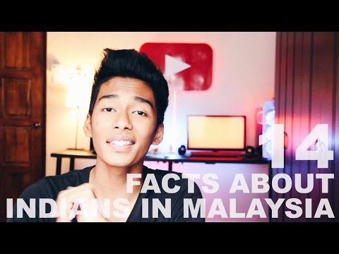 14 FACTS ABOUT INDIANS IN MALAYSIA