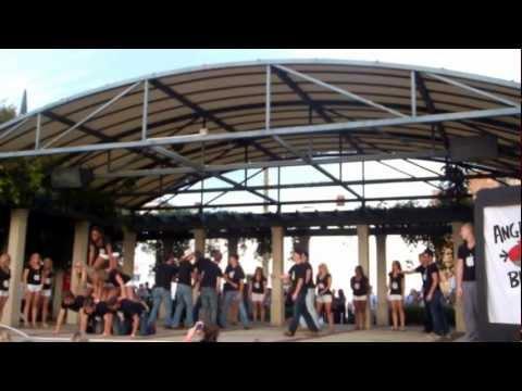 Gamma Phi Beta Bandstand 2012