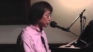 早川義夫+佐久間正英 2009.6.6 鎌倉歐林洞ギャラリーサロン 撮影 渡辺...