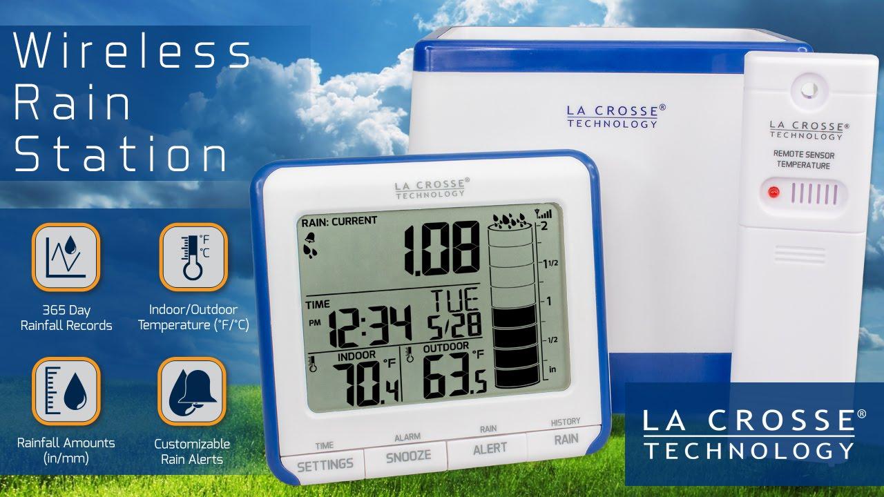 La Crosse Technology Wireless Rain Station