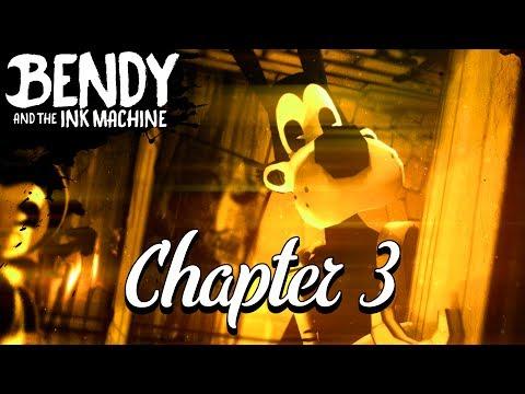 Bendy & The Ink Machine Chapter 3 || Boris Fan Trailer