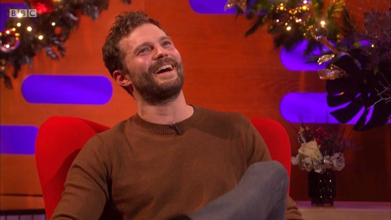 Download Jamie Dornan - The Graham Norton Show (December 31, 2020)