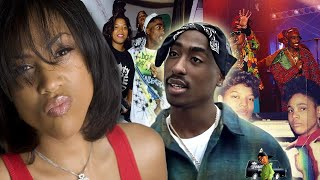 MONIE LOVE IS BACK AGAIN TO CLEAR THE AIR ABOUT HER AND TUPAC!