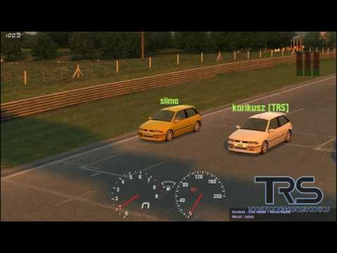 I. TRS SIM Weekend záró futam (Live for Speed)