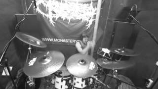 Download Video Monastery Dead - Mindscars (drums recording / 26.10.2016) MP3 3GP MP4