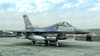 F-16 Fighting Falcons Still Fly Over Afghanistan • 455th AEW