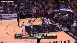 Miami Heat vs San Antonio Spurs   Game 5   16.06.2014   Full Game Highlights   NBA Finals