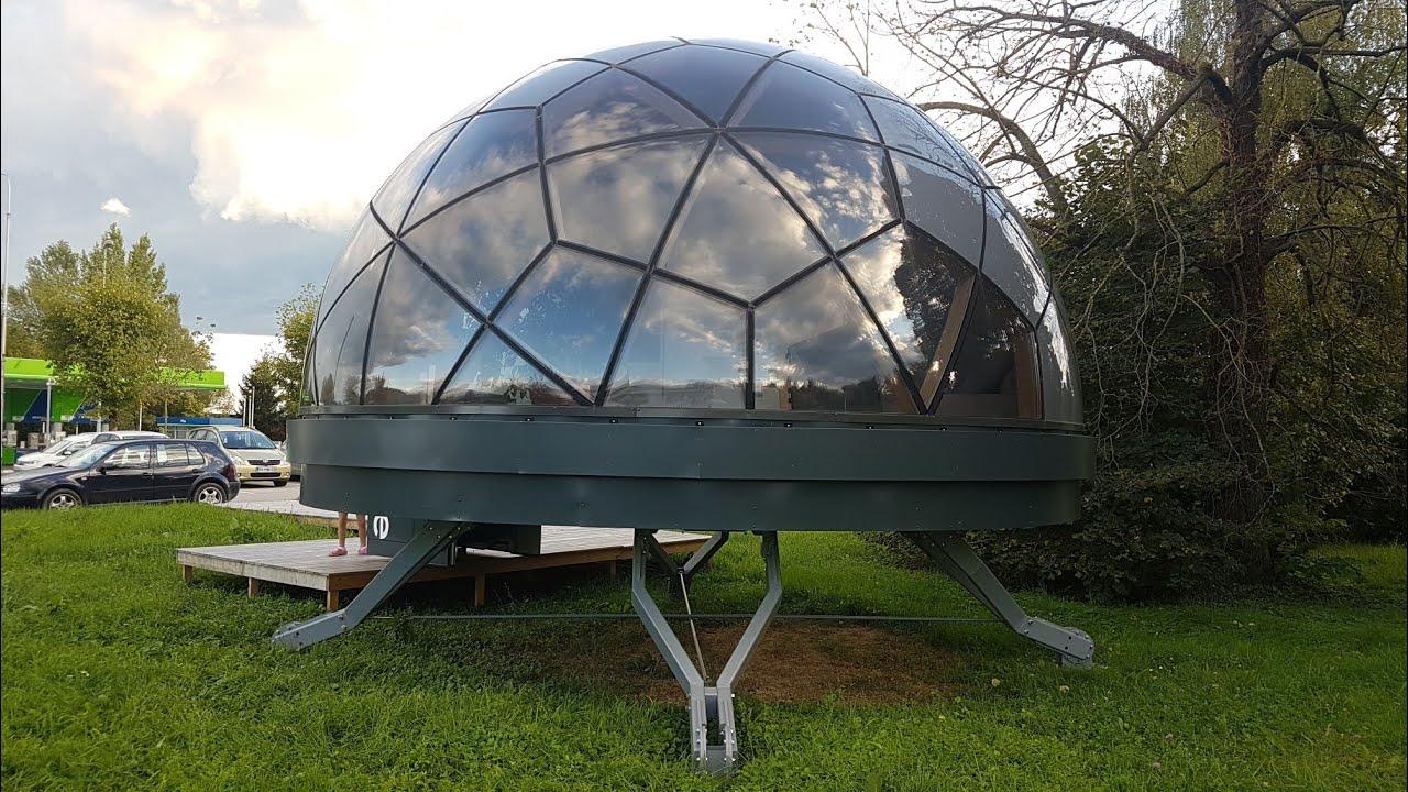 The Dome in Slovenia walk through #2