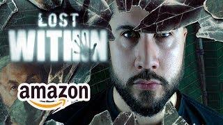 Amazon creó un JUEGO DE TERROR 😱 LOST WITHIN