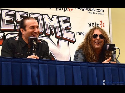 Jess Harnell Q&A at Awesome Con 2015