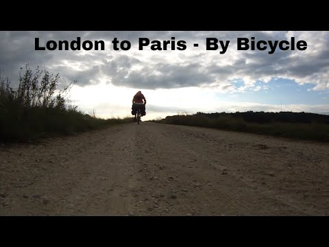 London To Paris - By Bicycle - Avenue Verte [1080P]