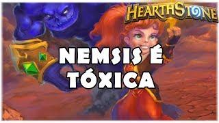 HEARTHSTONE - NEMSIS É TÓXICA! (STANDARD ZOOLOCK)