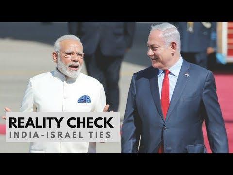 Netanyahu Visit: A Reality Check on India-Israel Ties
