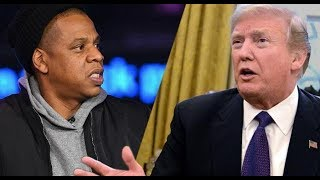 Trump responds to Jay Z, but still hasn't said anything to Eminem