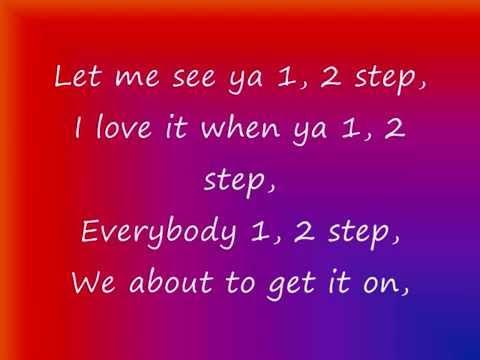 1, 2 Step - Ciara Lyrics