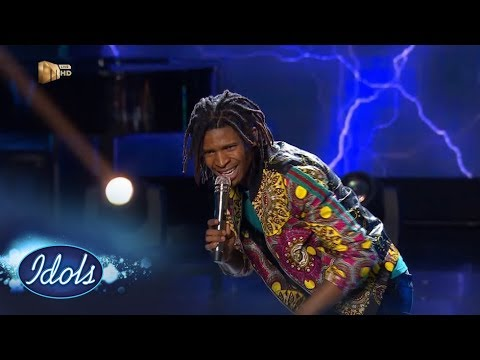 Top 4 Reveal: Thato - 'If' – Idols SA | Mzansi Magic