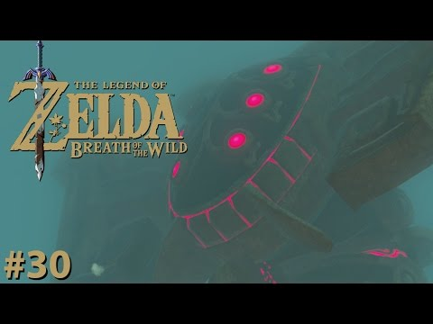 Breath of the Wild - 30 - Camel of divinity