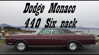 Dodge Monaco 1971 - 440 Six pack