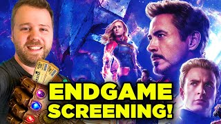 Avengers Endgame Exclusive Screening with New Rockstars!