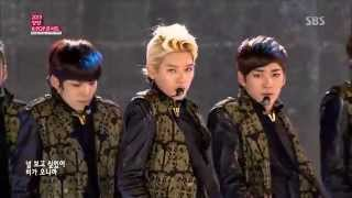 live hd   130302 nu est hello sbs 2012 yangyang k pop concert