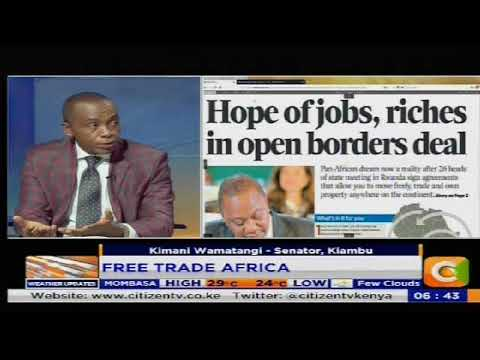 Power Breakfast: Free trade Africa