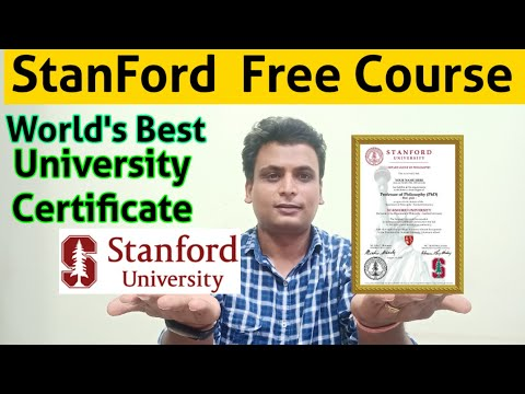 Stanford University Courses 2021 | Learn online with the Stanford Center for Health Education